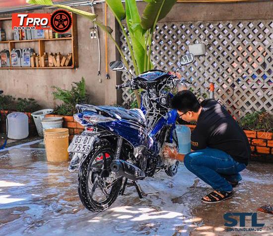 rửa xe máy tại hồ chí minh hiện nay