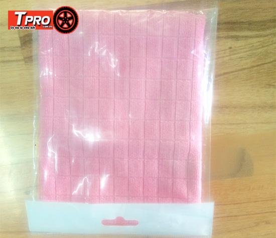 khăn lau rửa xe microfiber