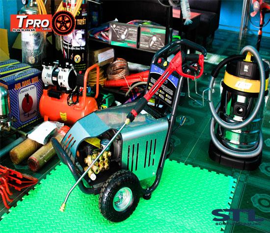 máy bơm rửa xe cao áp Kouritsu