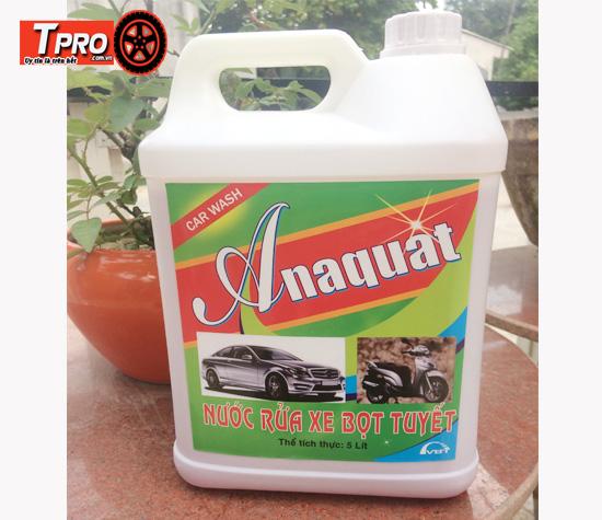 nước rửa xe anaquat tpro