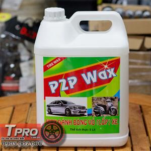 dung dich danh bong lop xe p2p wax 3