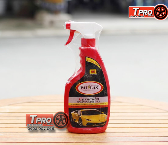 wax duong bong son pallas 700ml
