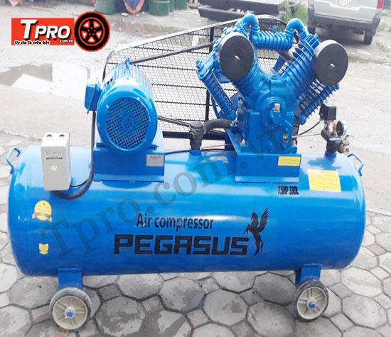 máy nén khí pegasus 7,5hp 330l