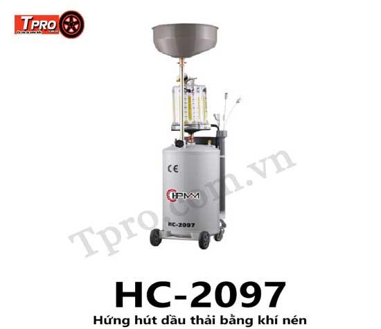 máy hút nhớt ô tô HC 2097