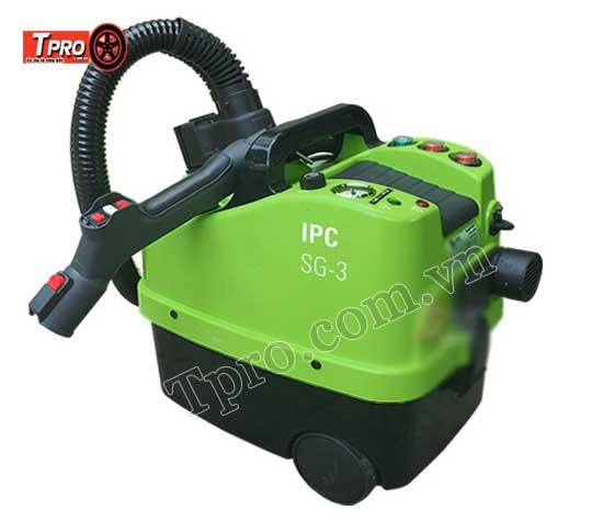 máy rửa xe hơi nước nóng sg 30p italy
