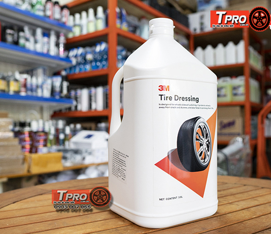 dung dich bao ve da 3m tire dressing 39042 2
