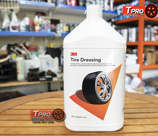 dung dich bao ve da 3m tire dressing 39042