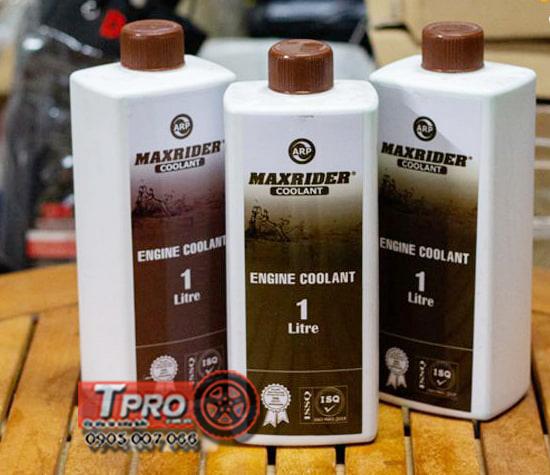 dung dich giam nhiet maxrider engine coolant 1 lit 2