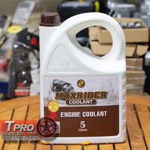 dung dich giam nhiet maxrider engine coolant 5 lit 3