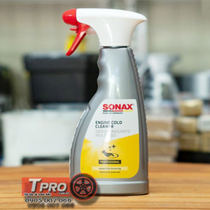 dung dich lam sach khoang dong co Sonax engine cold cleaner 500ml 3