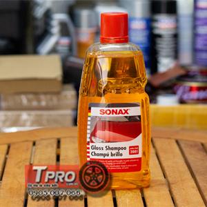 dung dich rua xe sonax gloss shampoo 3
