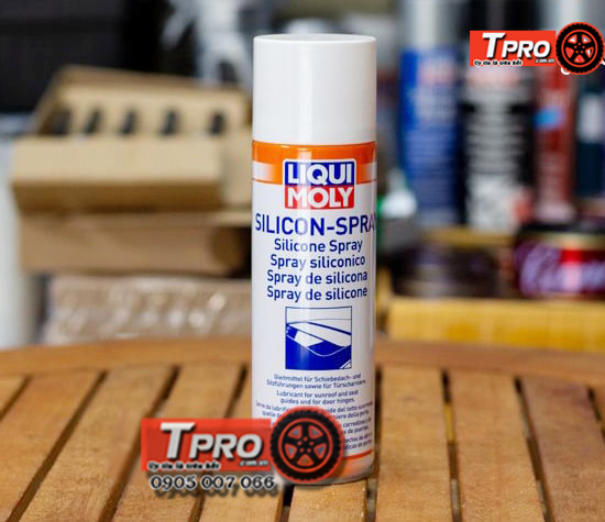 dung dich xit silicon liqui moly 3310 300ml
