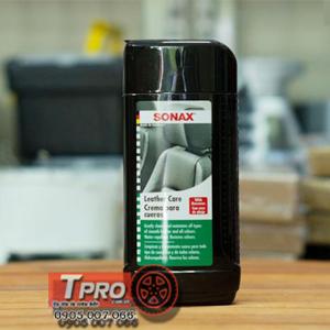 kem bao ve da sonax leather care lotion 3