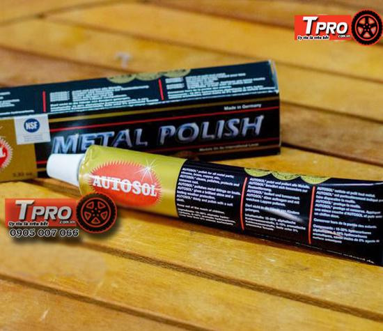 kem danh bong kim loai autosol metal polish 75ml 1
