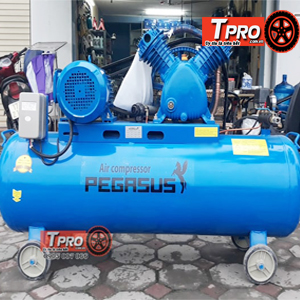 may nen khi day dai pegasus 4hp tm w 0 36 8 100l 3