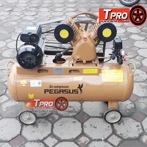 may nen khi day dai pegasus 5 5hp 3 pha tm v 0 6 8 330l 3