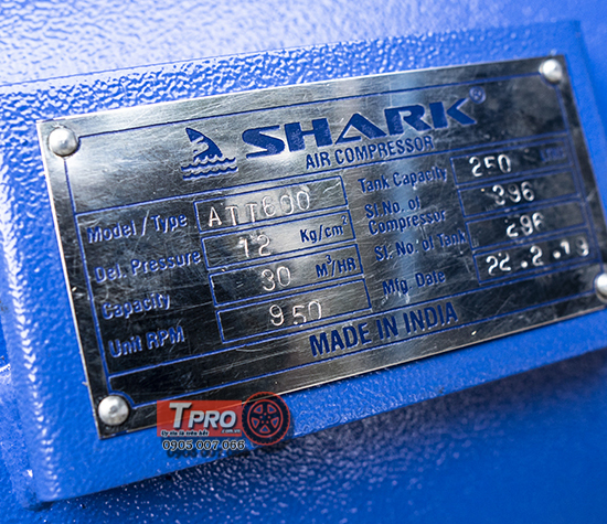 may nen khi shark 2 cap 5hp 3