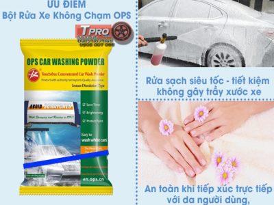 bot rua xe khong cham 1