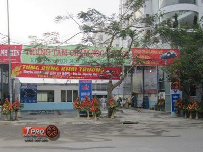 nhung cach quang cao rua xe de thu hut khach hang