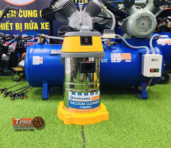 may hut bui kokoro t576 35 lit