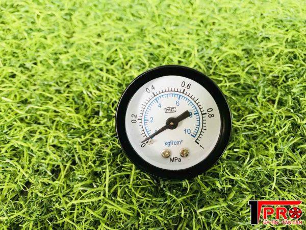 Đồng Hồ Bộ Chỉnh Van Điều Áp Bọt Tuyết