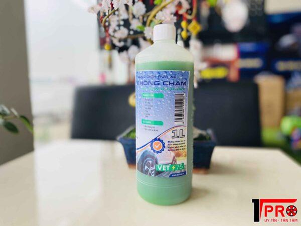 Nước Rửa Xe Không Chạm Ventek VET 75 1 Lít