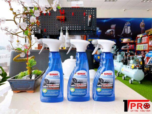 Dung dịch làm sạch và bảo vệ nhựa Sonax
