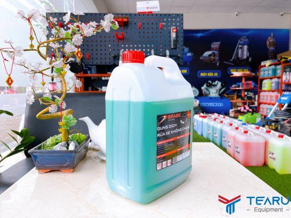 nuoc rua xe khong cham grass g80 1